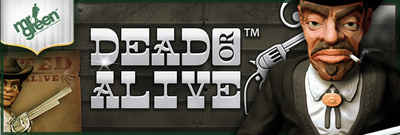 20 Free Spins on Dead or Alive at Mr. Green
