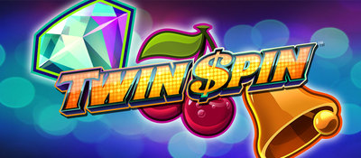 20 Free Spins on Twin Spin at Mr. Green