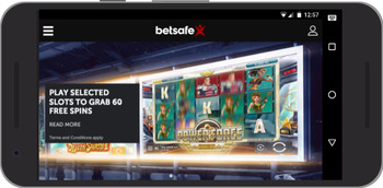 Betsafe Mobile Online Casino