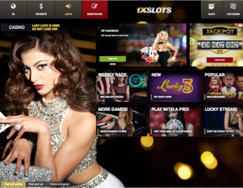 Casino 1xslot background