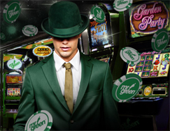 Casino Mr. Green background