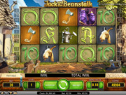 Free slot machine Jack and the Beanstalk
