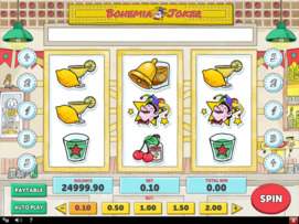 Play free Bohemia slot by Play'n GO