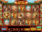 Play free Chinese New Year slot by Play'n GO