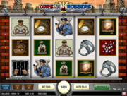 Play free Cops And Robbers slot by Play'n GO