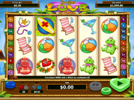 Play free Doctor Love on Vacation slot by Microgaming