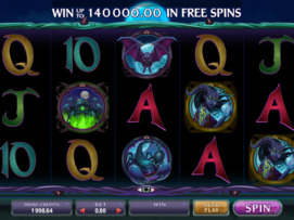 Play free Electric Diva slot by Microgaming