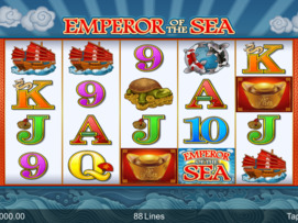 Play free Emperor of the Sea slot by Microgaming