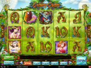 Play free Enchanted Crystals slot by Play'n GO