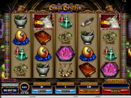Play free Great Griffin slot by Microgaming