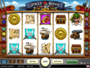 Play free Jolly Roger slot by Play'n GO