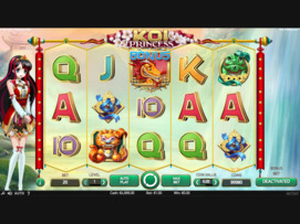 Play free Koi Princess slot by NetEnt