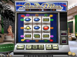 Play free Lucky 8 Line slot by NetEnt