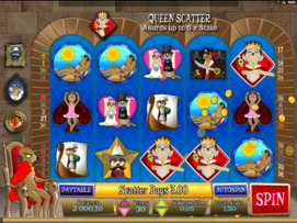 Play free Meerkat Mayhem slot by Microgaming