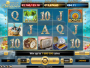 Play free Mega Fortune Dreams slot by NetEnt