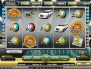 Play free Mega Fortune slot by NetEnt
