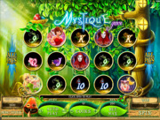 Play free Mystique Grove slot by Microgaming