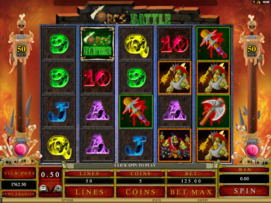 Play free Orc's Battle slot by Microgaming