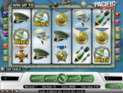 Play free Pacific Attack slot by NetEnt