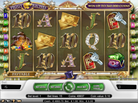 Play free Piggy Riches slot by NetEnt