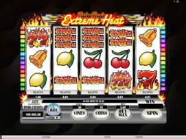 Play free Retro Reels slot by Microgaming