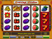 Play free Roaring Forties slot by Novomatic