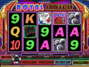 Play free Royal Roller slot by Microgaming