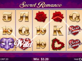 Play free Secret Romance slot by Microgaming