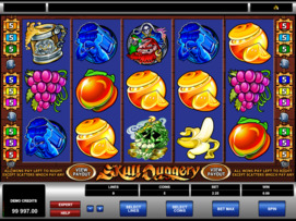 Play free Skull Duggery slot by Microgaming