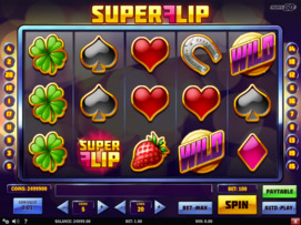 Play free Super Flip slot by Play'n GO