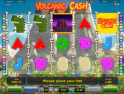 Play free Volcanic Cash slot by Novomatic