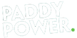 White logo Casino Paddy Power